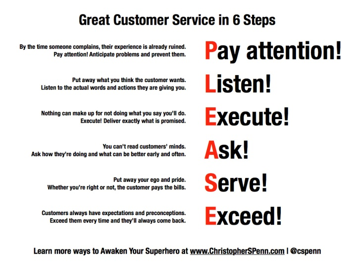 Kill the Competition From Big Businesses With Great Customer Service
